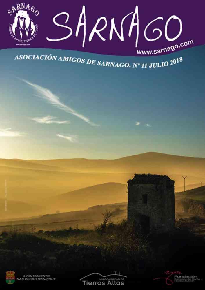 Sarnago edita un nuevo número de su revista cultural