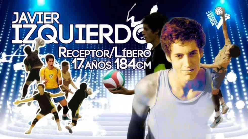 Javier Izquierdo renueva por Río Duero Soria