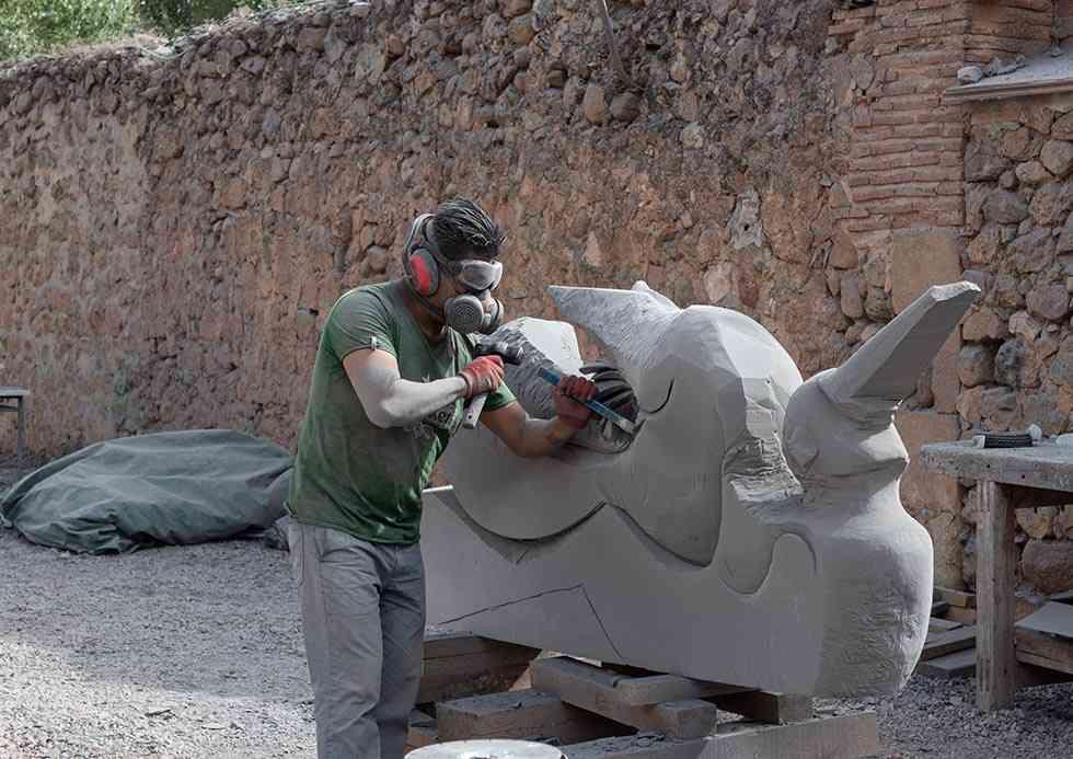 Diez nuevas esculturas para la ciudad con el II Simposium Internacional