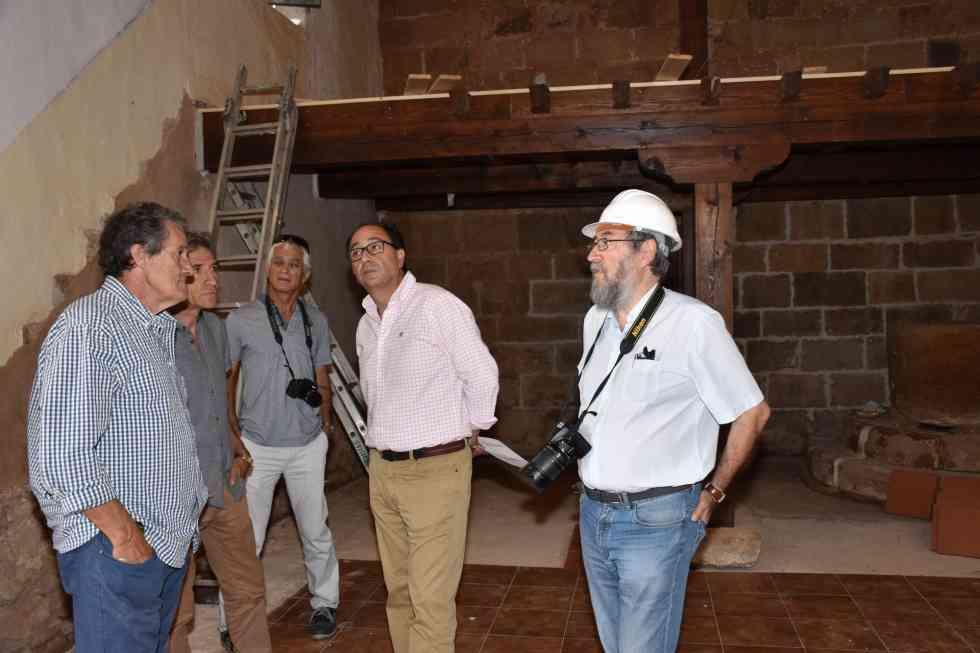 La Junta destina 46.000 euros a restaurar la iglesia de Ontalvilla de Valcorba