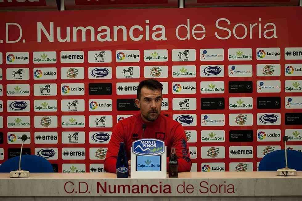 López Garai pide máxima concentración para ganar al Rayo Majadahonda