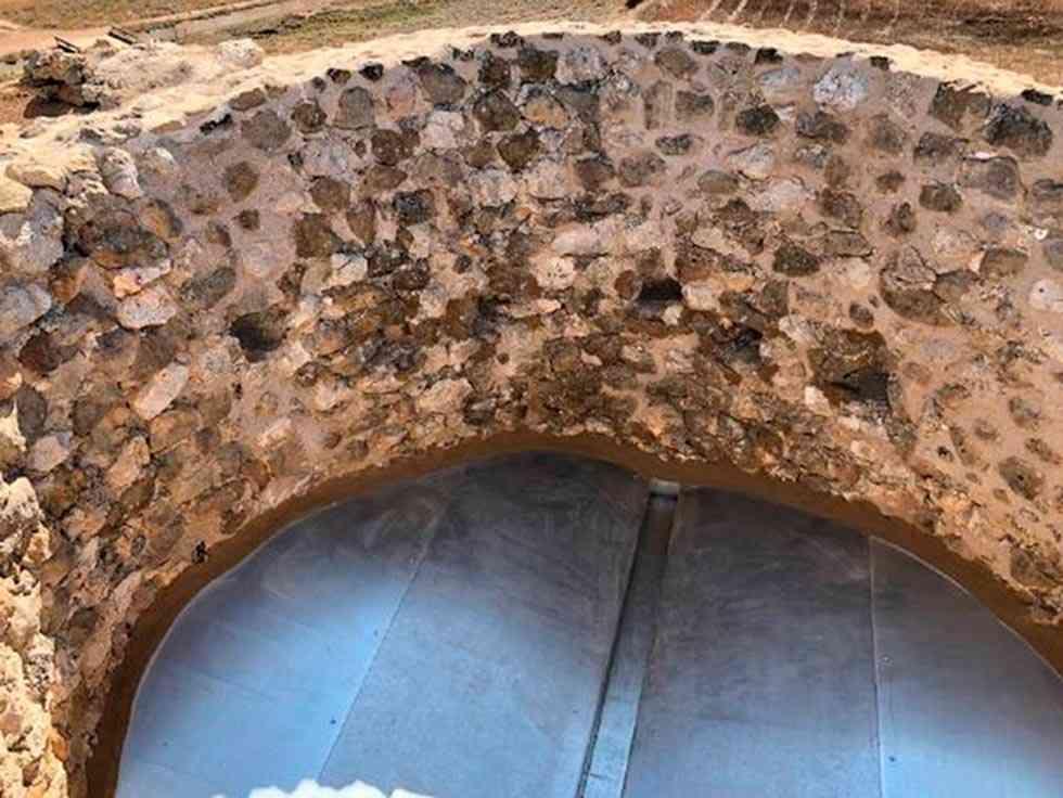 La Junta restaura la torre islámica de Cántabos