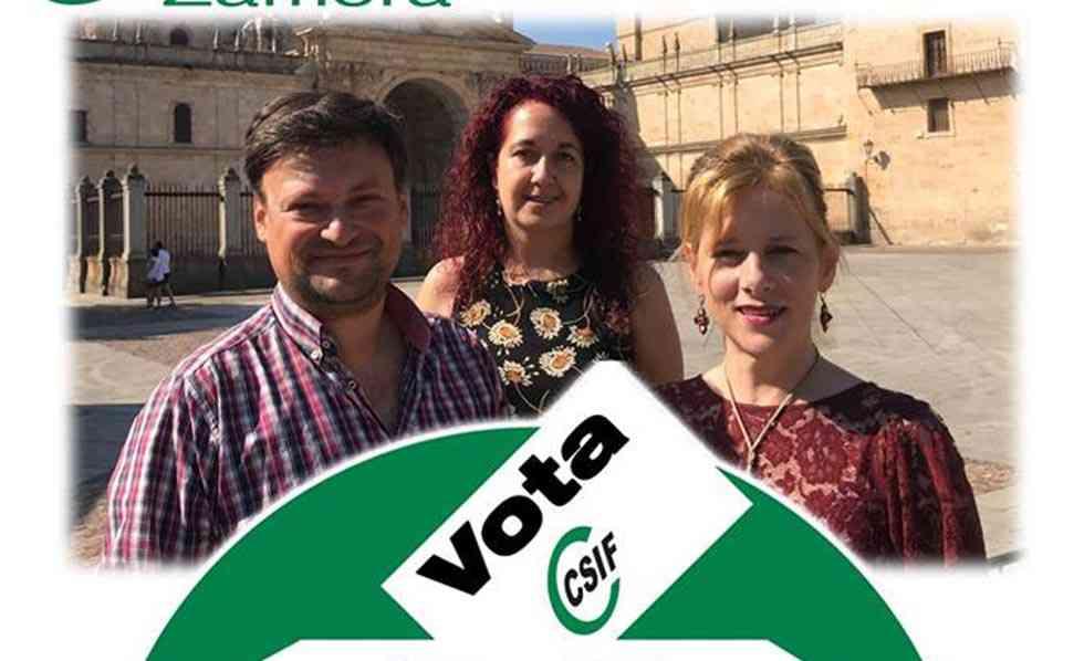 CSIF vuelve a ganar las elecciones en la enseñanza no universitaria
