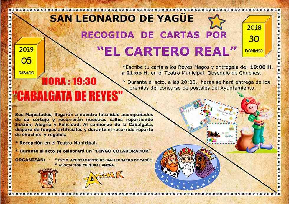 Los niños de San Leonardo ya pueden escribir a los Reyes Magos
