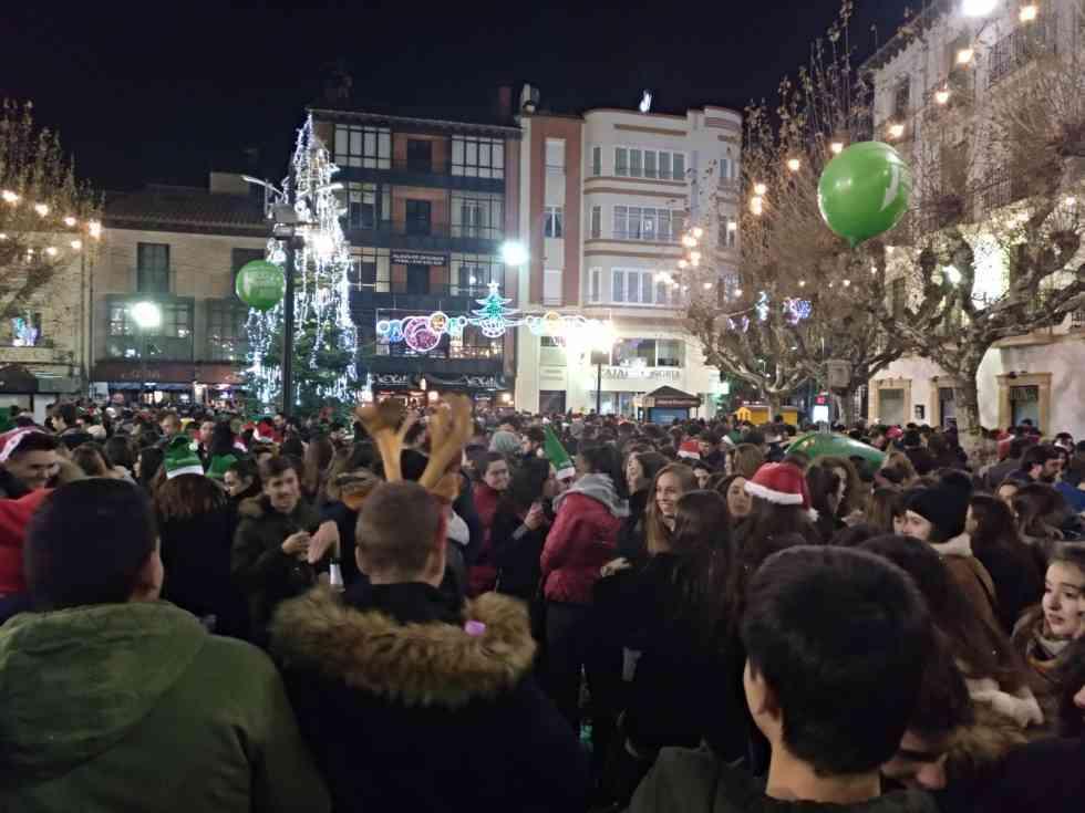 Pocos incidentes en la celebración de Nochebuena