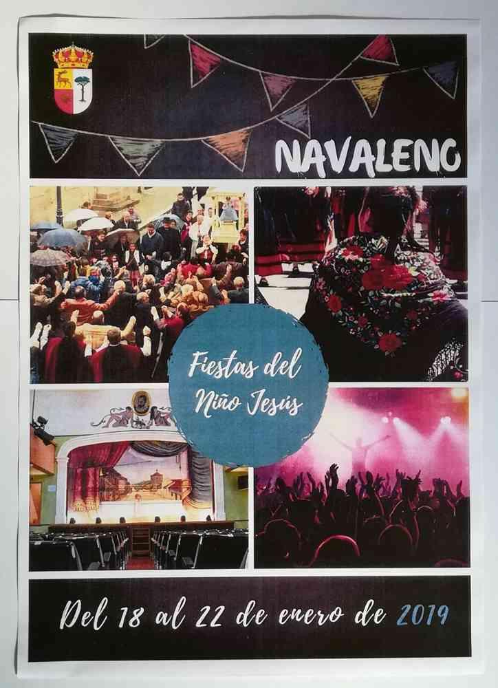 El cartel del durolense Diego Martín anunciará fiestas de Navaleno