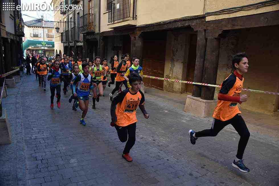 Video de la Carrera de Reyes en San Esteban de Gormaz