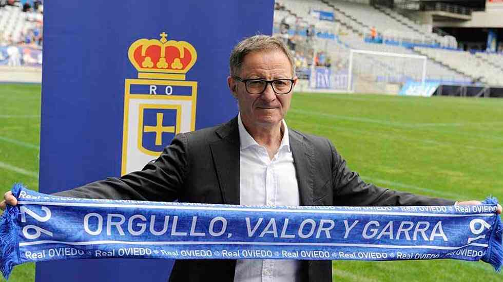 """Anquela: """"el Numancia es un equipo competitivo"""""""
