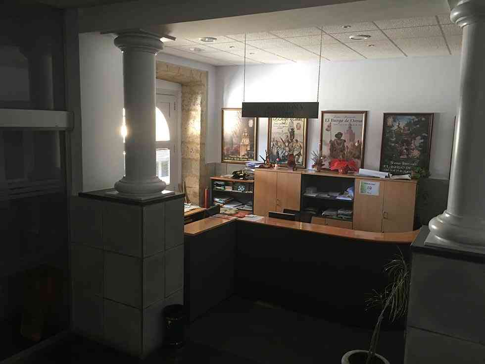 El Burgo de Osma concluye reformas en edificios municipales