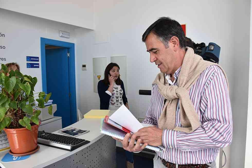 Antonio Pardo se da de baja del Partido Popular