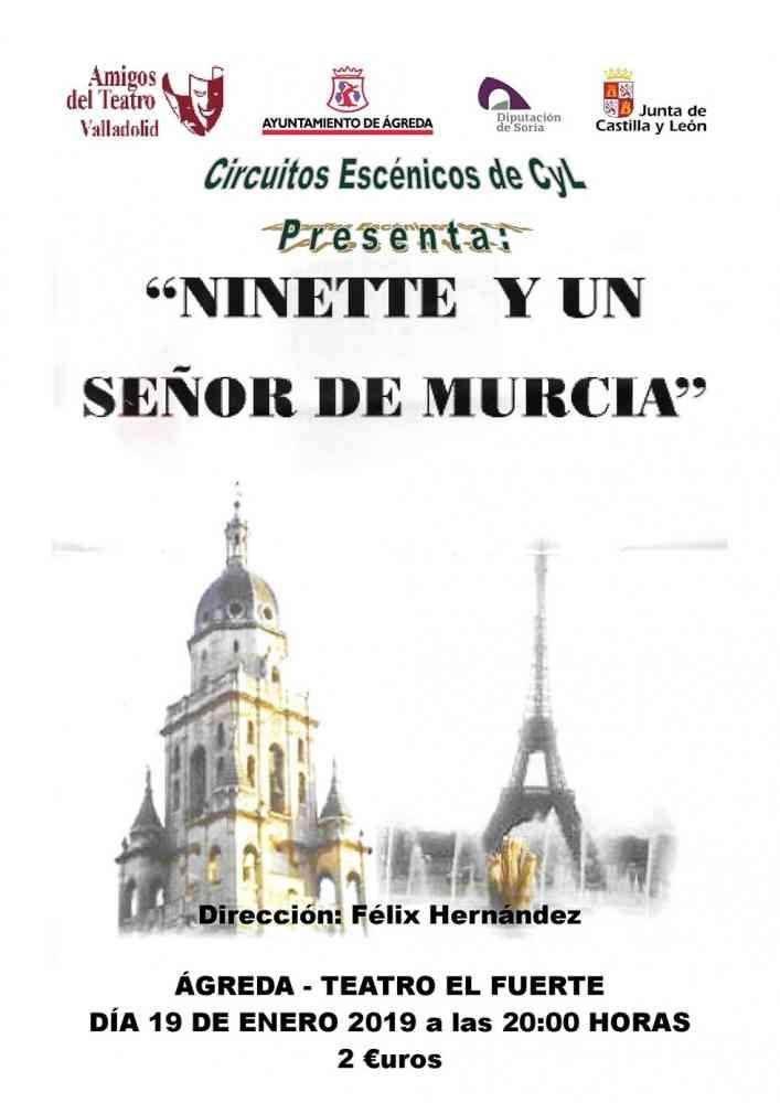 Ágreda abre programación de Circuitos Escénicos de Castilla y León