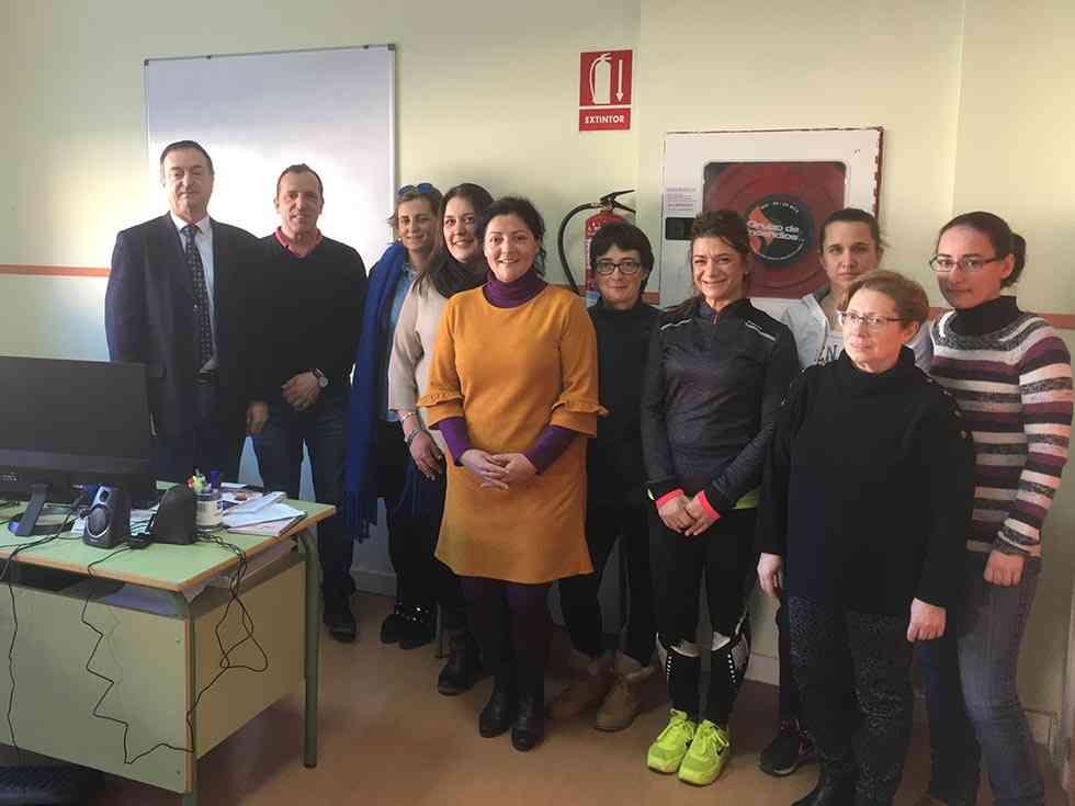 Alonso destaca buenas perspectivas laborales de Burgo Salud III