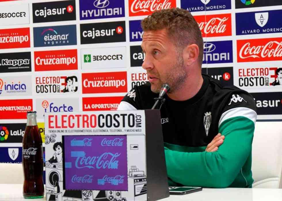 """Torres: """"el choque contra el Numancia será muy competido"""""""