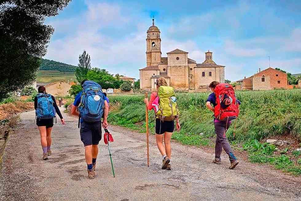 Los Caminos a Santiago, propuesta turística vertebradora