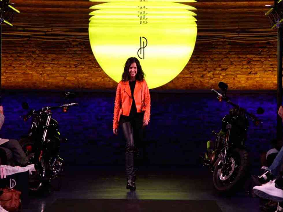 Pilar del Campo triunfa en Fashion Week de Madrid