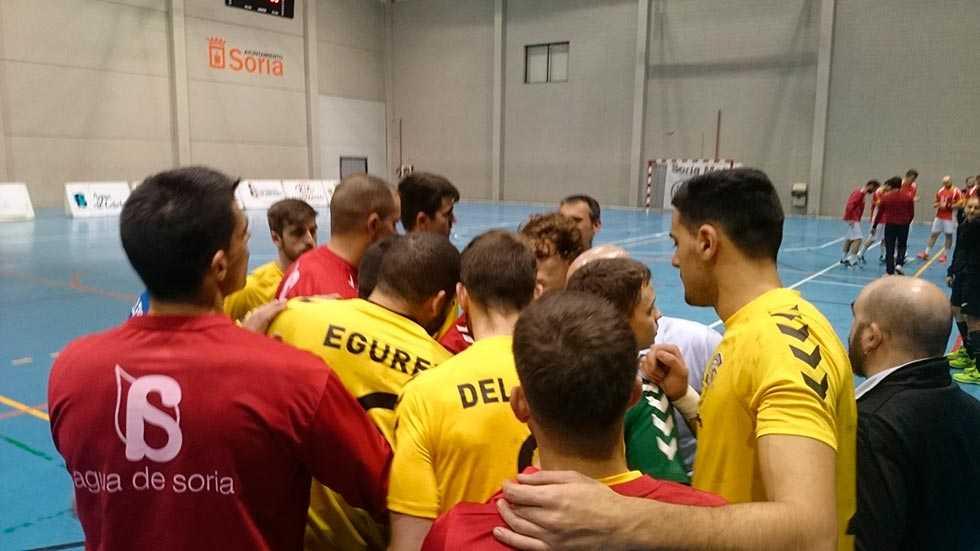 Balonmano Soria gana también en Valladolid