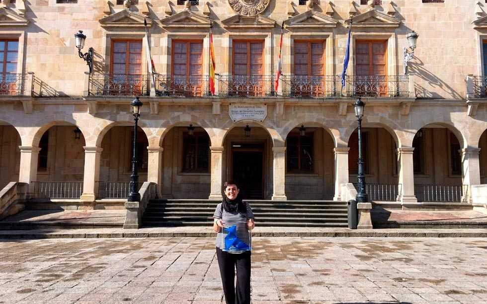 "Soria repite en el programa ""Pajaritas Azules"""