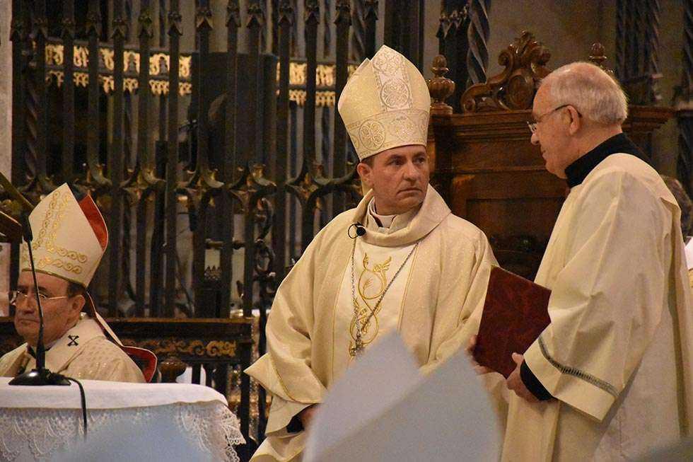 El obispo de Osma-Soria pregonará la Semana Santa de Logroño