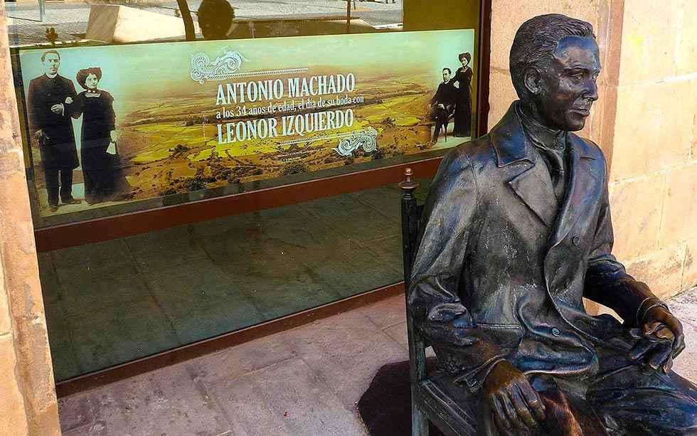 La FAM conmemora 80 aniversario de muerte de Machado