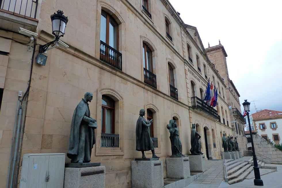 Patrimonio Inteligente S.L. acondicionará el Palacio provincial
