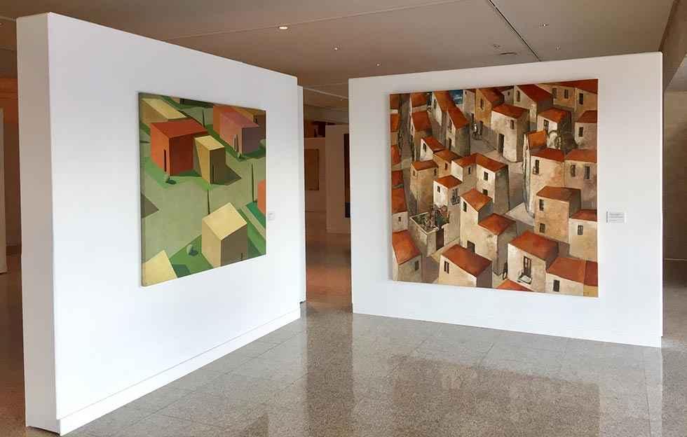 Castilla y León y Cataluña, unidas por el arte contemporáneo