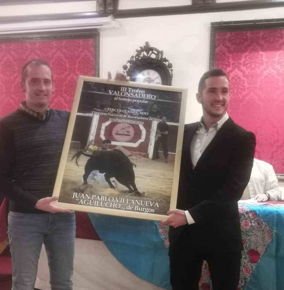 Entrega de los premios taurinos 2018