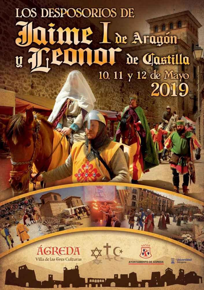 Los desposorios de Jaime I y Leonor se celebrarán en mayo