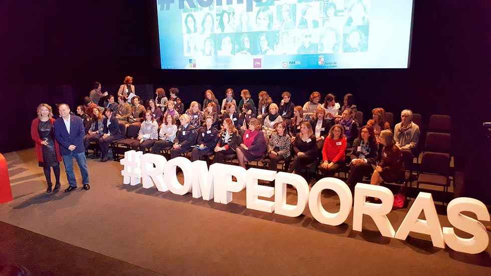 #Rompedoras, una iniciativa para romper estereotipos de género