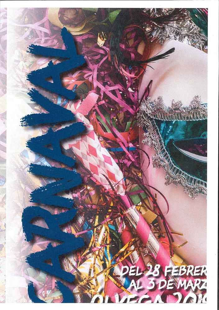 El Carnaval de Ólvega repartirá más de 1.100 euros en premios