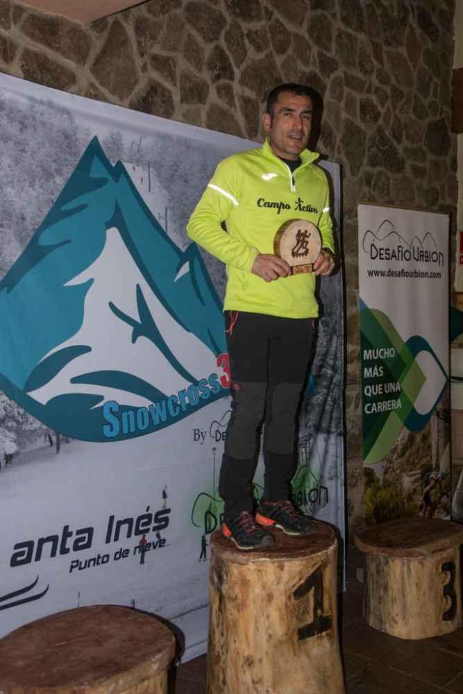 Resultados del Snowcross 3 Cruces by Desafío Urbión