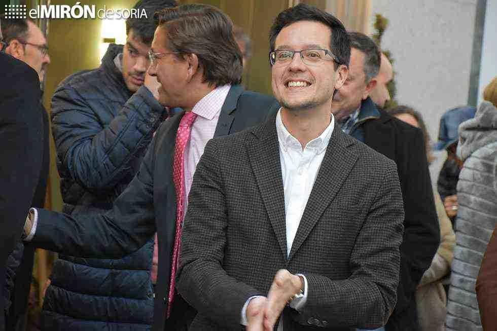 Tomás Cabezón sucede a Jesús Posada en candidatura de PP