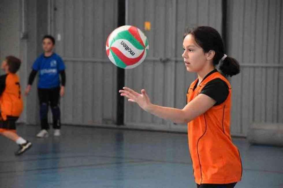 Las XII Horas de mini-voleibol llegan a su XXIV edición