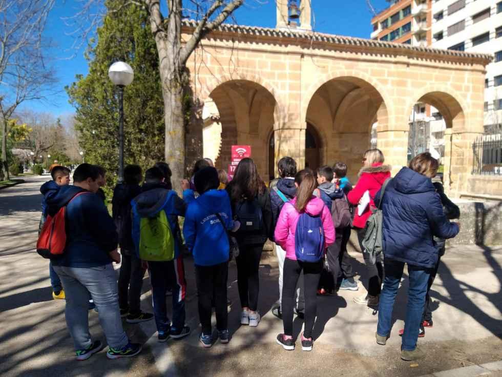Jornada de convivencia de alumnos de Religión Católica