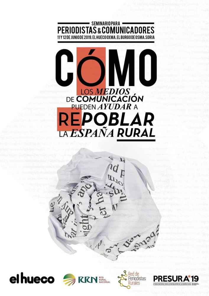 El Hueco Oxma enseña a los periodistas a ayudar a repoblar la España rural