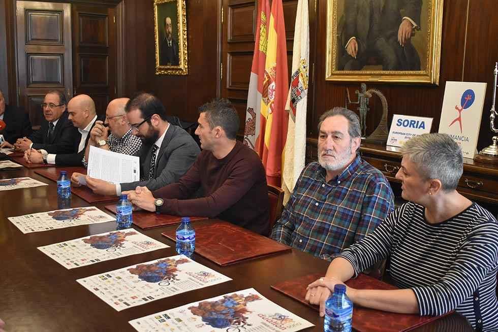 El Duatlón de Soria atrae a 1.700 deportistas