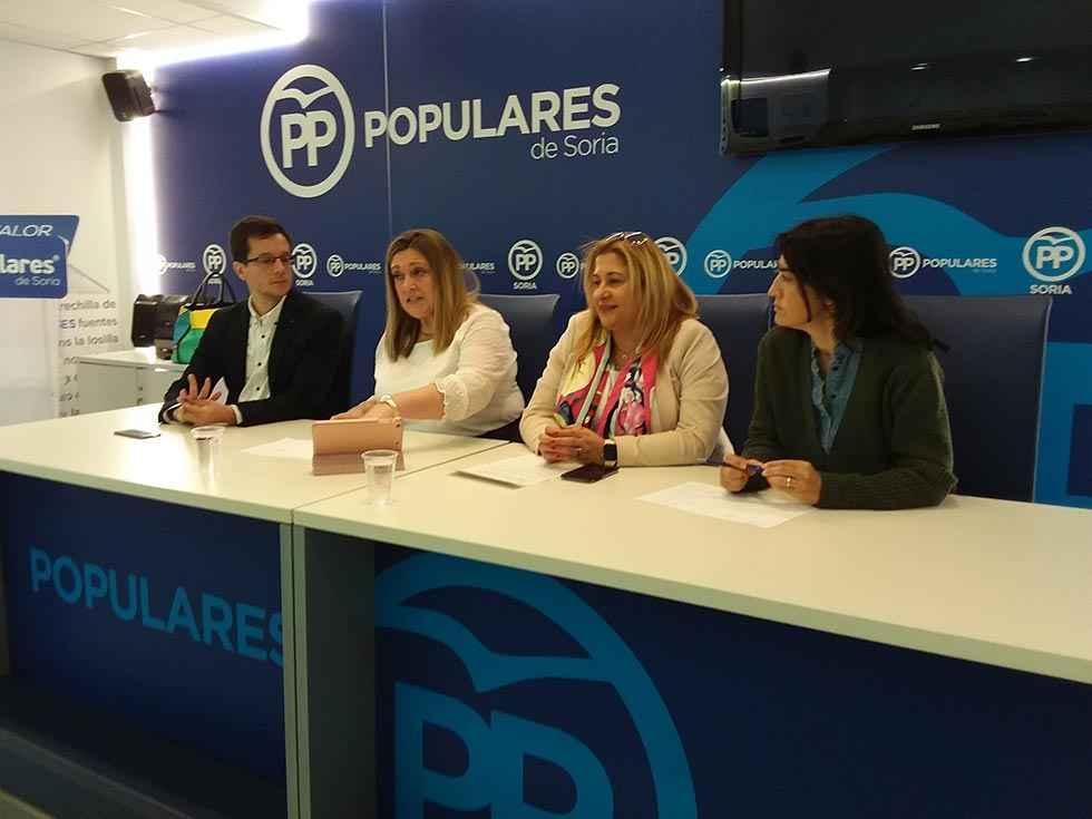 """Herranz: """"Necesitamos un Gobierno fuerte del PP para defender la PAC"""""""