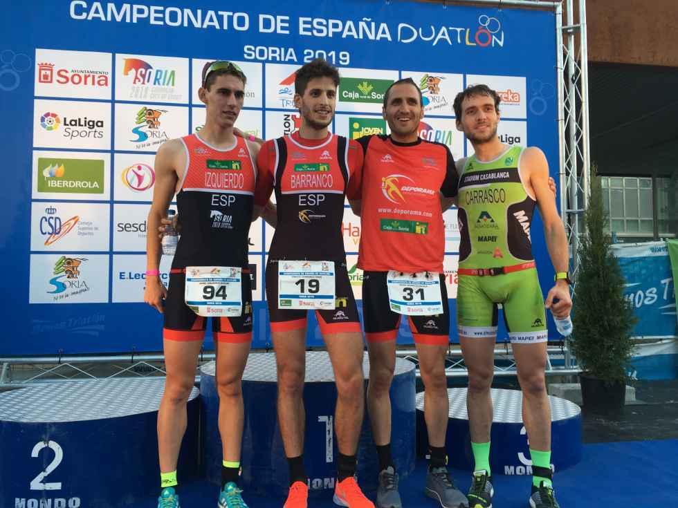 El Campeonato de España de Duatlón, en cinco resúmenes