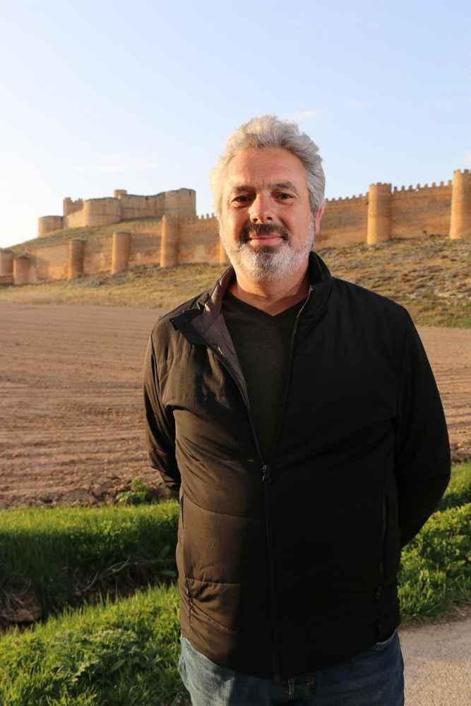 Jesús Barcones, alcaldable socialista en Berlanga de Duero