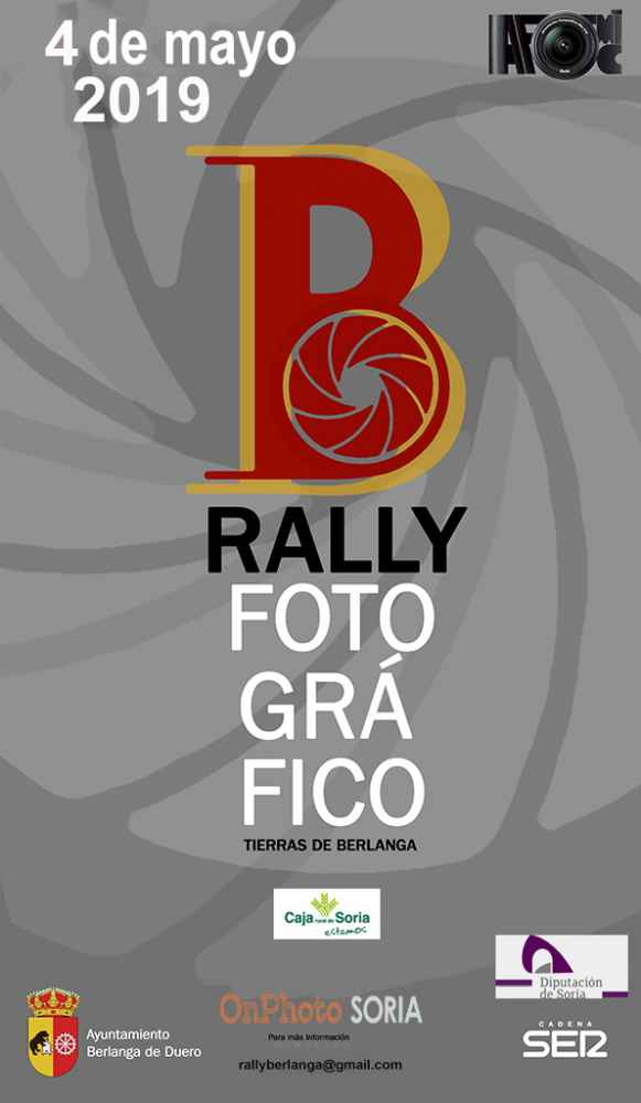 AFOMIC organiza el XII Rally Fotográfico Tierras de Berlanga