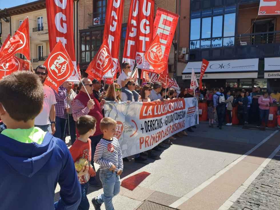 Los sindicatos confían en el cambio social del Gobierno
