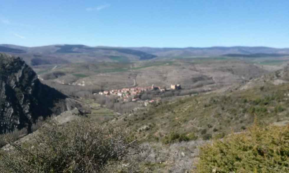 """Villar del Río organiza la XII Marcha Senderista """"La Cruz de Mayo"""""""