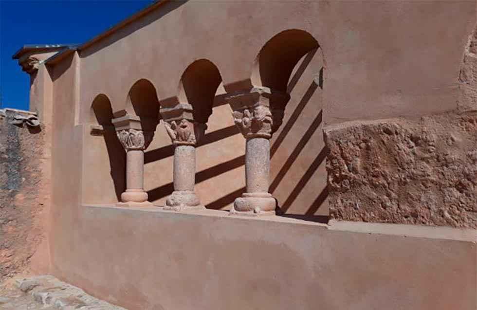 """La iglesia de Paones sale de la """"Lista Roja"""" del Patrimonio"""