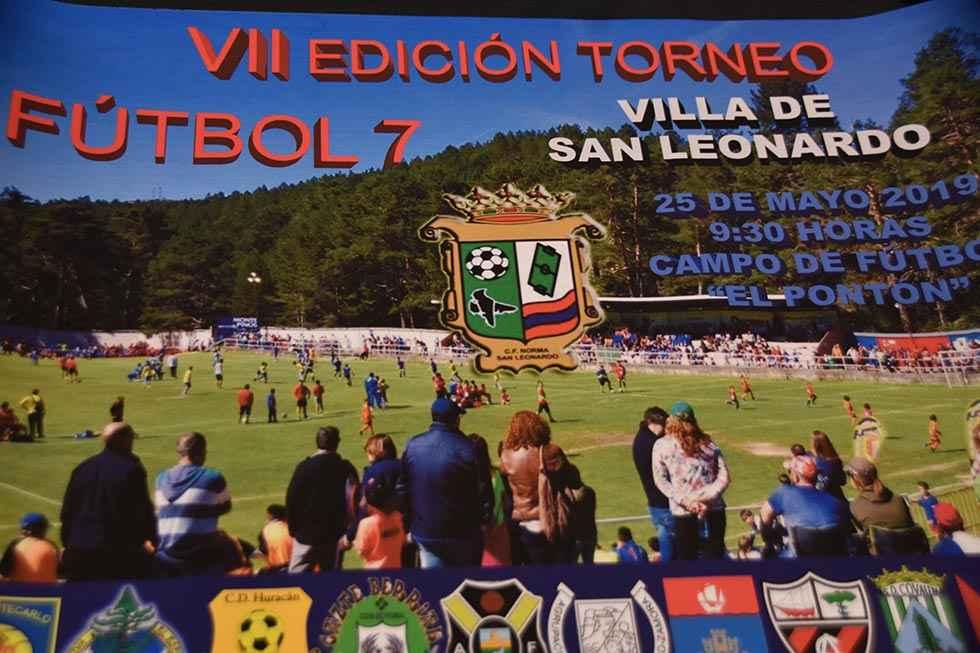 El torneo de fútbol 7 reunirá a 46 equipos y mil deportistas