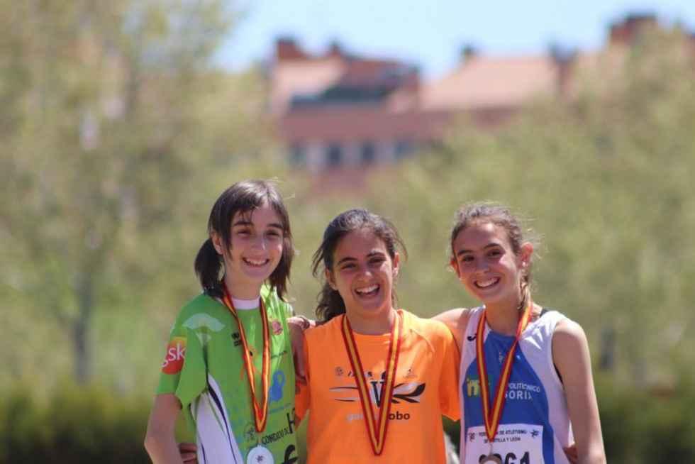 Buenos resultados en el Campeonato Autonómico Infantil