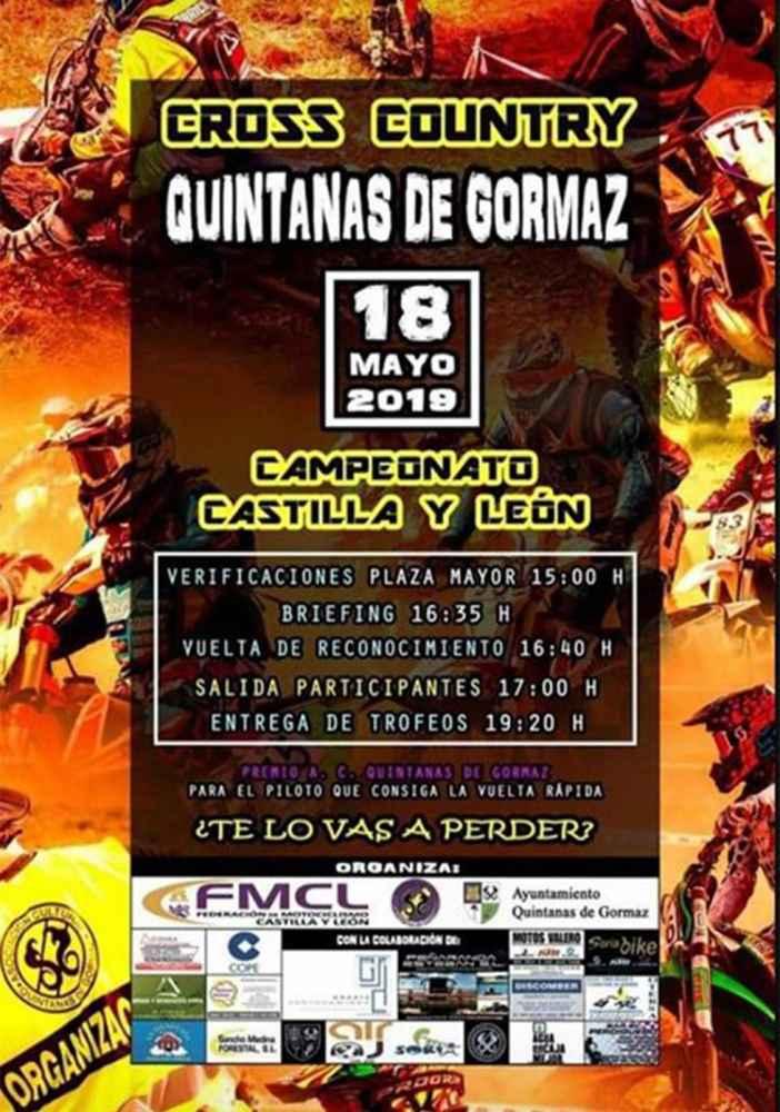 Cross Country en Quintanas de Gormaz