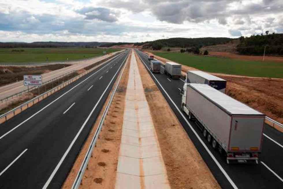 """""""Inminente"""" apertura del tramo La Mallona-Venta Nueva, en la A-11"""