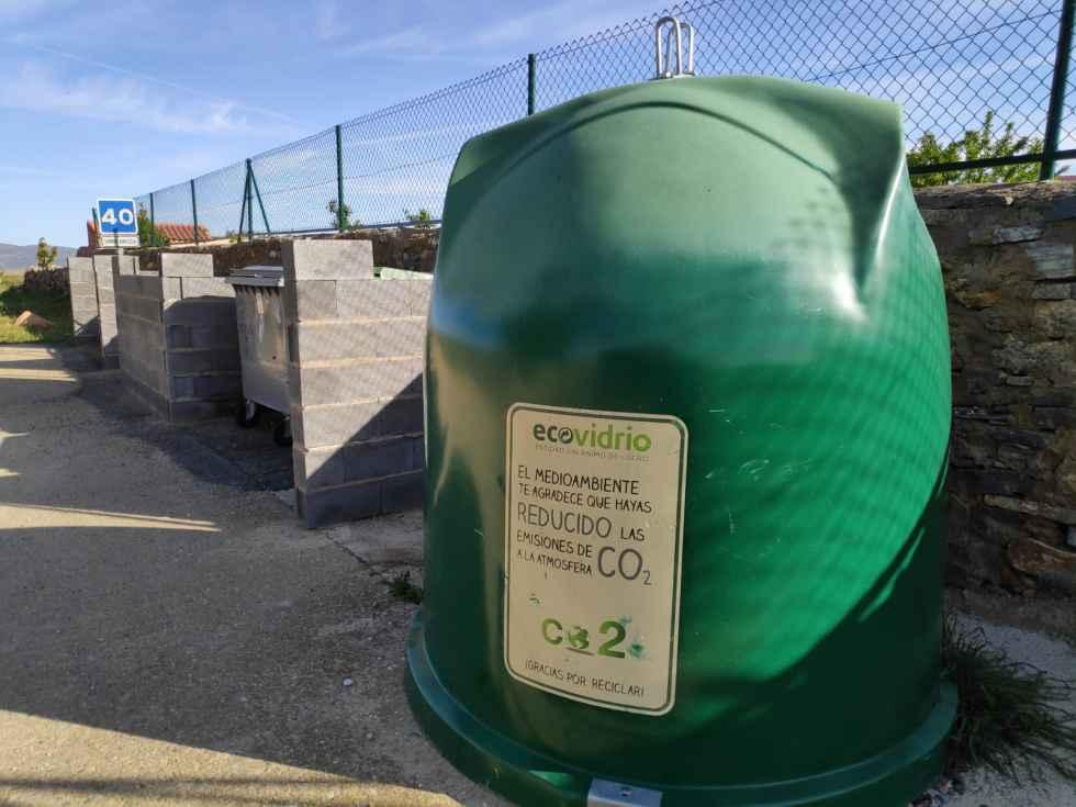 El alcalde de Valdelagua se opone al cambio en el servicio de recogida de basuras