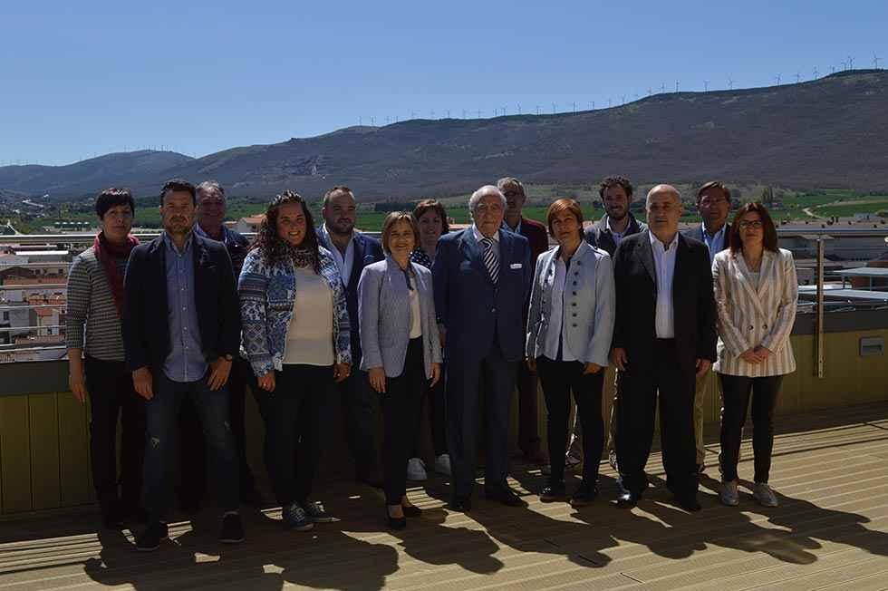 El PP anuncia cinco nuevas empresas para el polígono de Ólvega