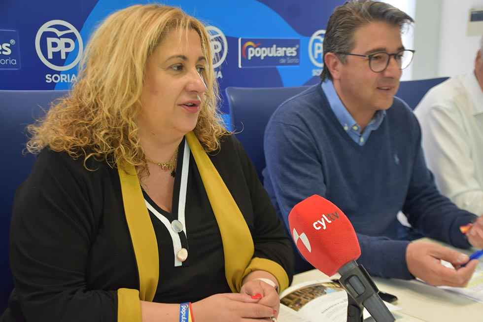 """El PP: centrado en los vecinos para la mejora """"capital"""" de Soria"""