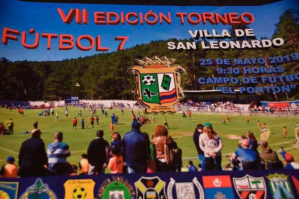 San Leonardo se cita con la fiesta del fútbol base